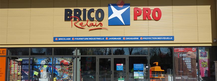 L'ouverture du premier magasin de Bricolage à Senlis